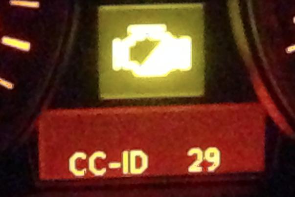 Error Code Cc Id 29 For My 2005 Bmw118i E87