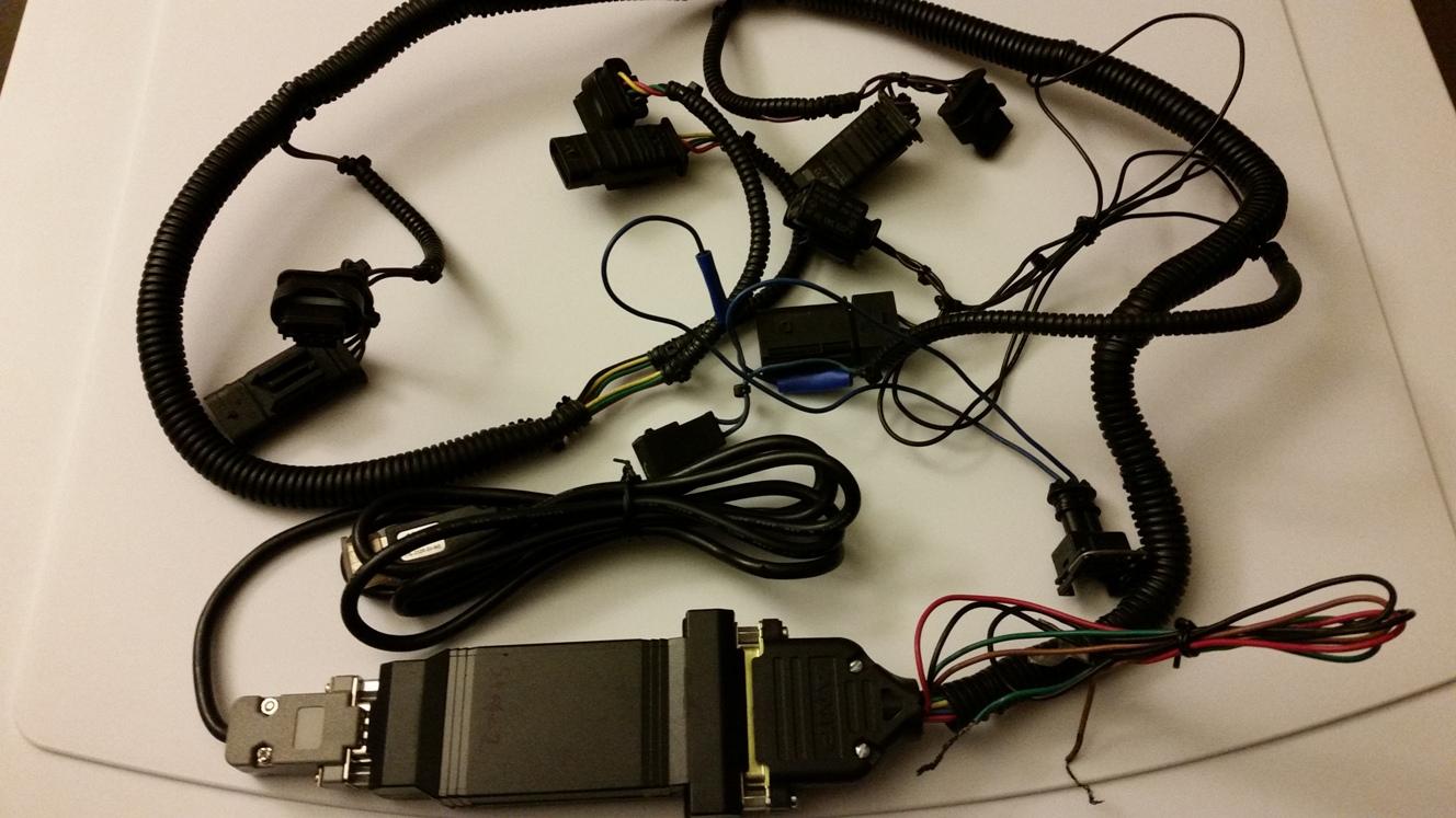 FS: N55 - JB4 Stage II Harness B w/ USB and Flex Fuel wire