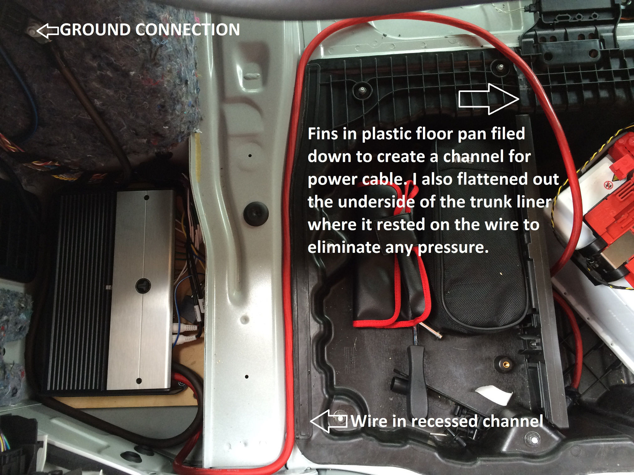 jl audio xd v install technics amp harness attached images