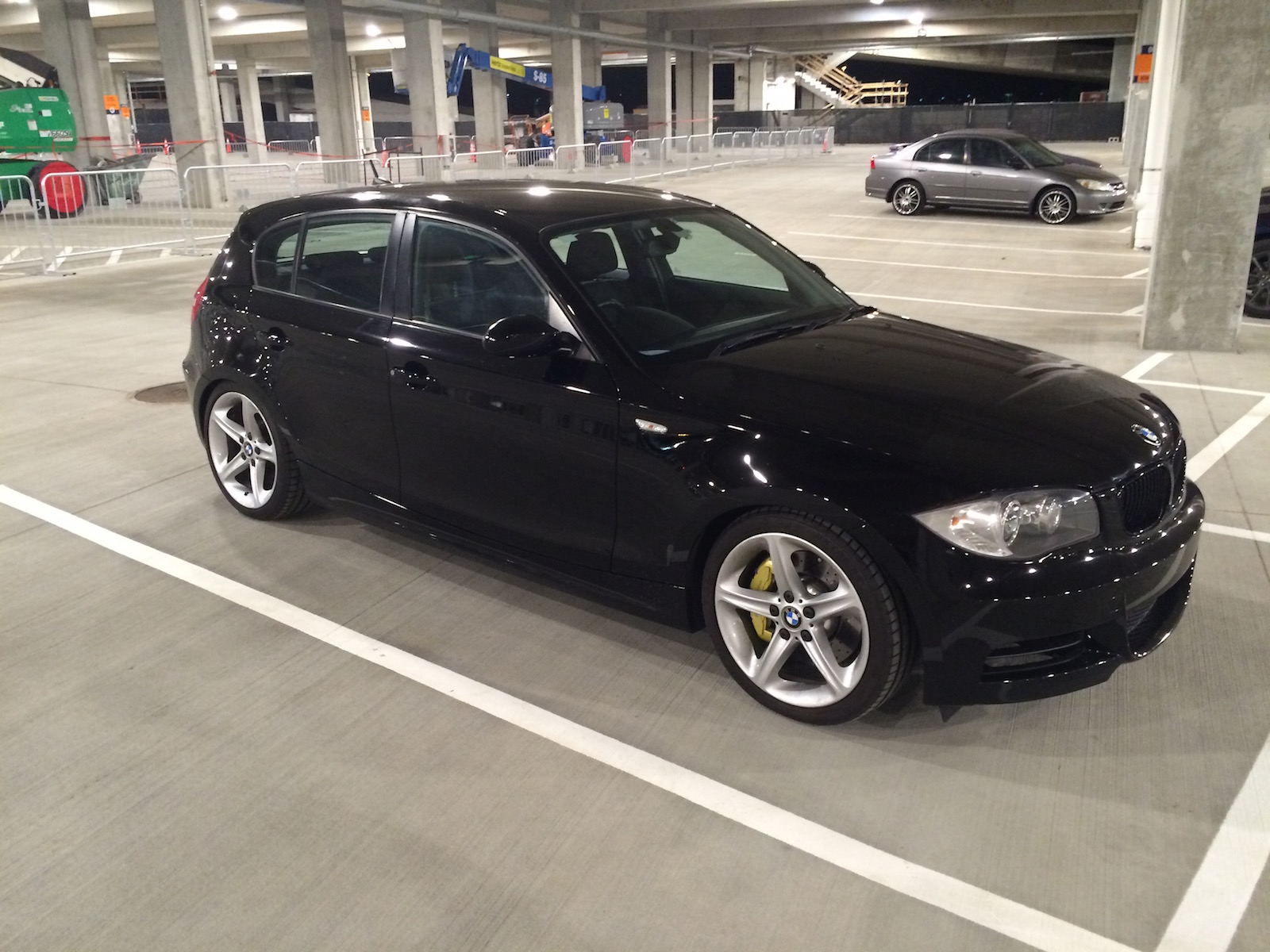 imported 2007 bmw 116i e87 right hand drive low miles. Black Bedroom Furniture Sets. Home Design Ideas
