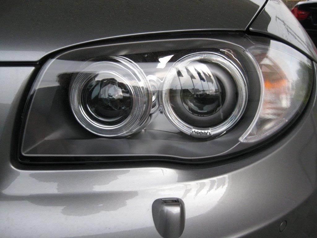 Common adaptive headlight error + headlight out + housing