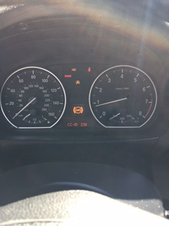 Help ABS and Traction Control errors lights on dash! CC-ID 24, 236, 354