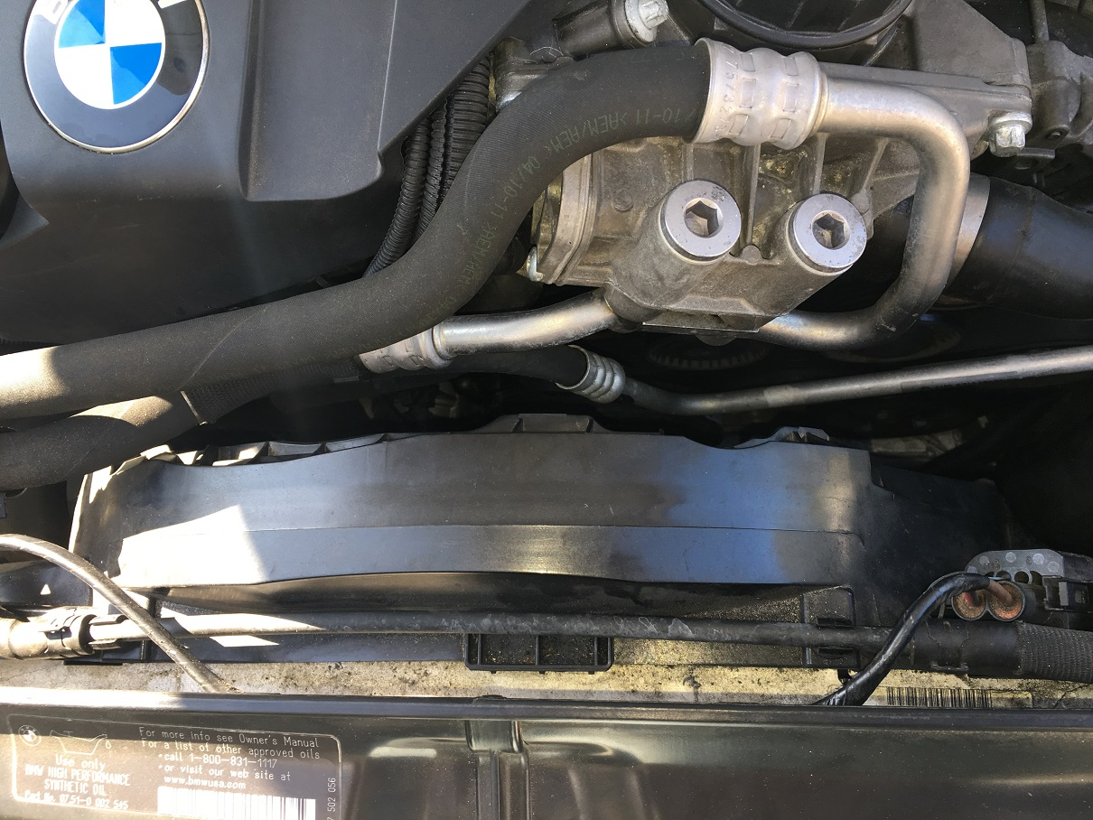 N55 serpentine belt tore off - Page 4 - BMW 1 Series Coupe