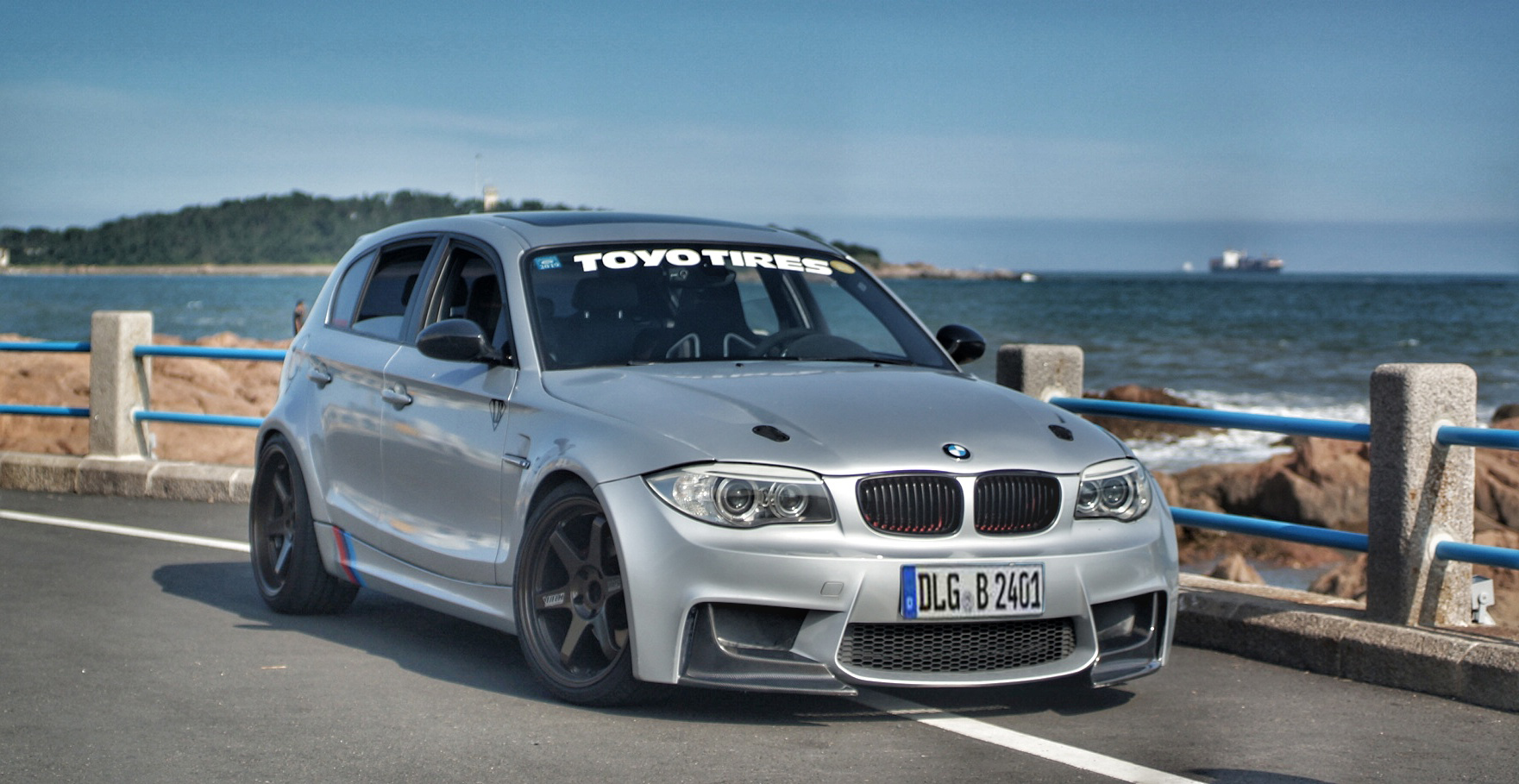 E87 130i 1m Widebody Project From China