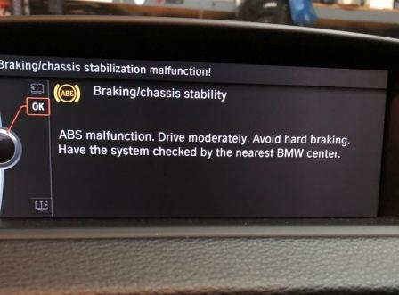 Abs Malfunction Bmw 1 Series Coupe Forum 1 Series Convertible Forum 1m Tii 135i 128i Coupe Cabrio Hatchback Bmw E82 E88 128i 130i 135i