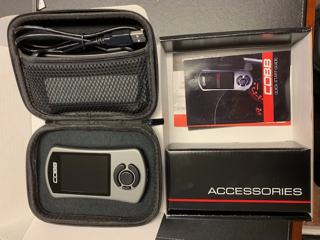 For Sale: Cobb Accessport V3 N54 - BMW 1 Series Coupe Forum