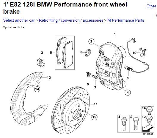 135i Calipers - Bolt Torque Specs Please! - BMW 1 Series Coupe Forum / 1  Series Convertible Forum (1M / tii / 135i / 128i / Coupe / Cabrio /  Hatchback) (BMW E82 E88 128i 130i 135i)Bimmerpost