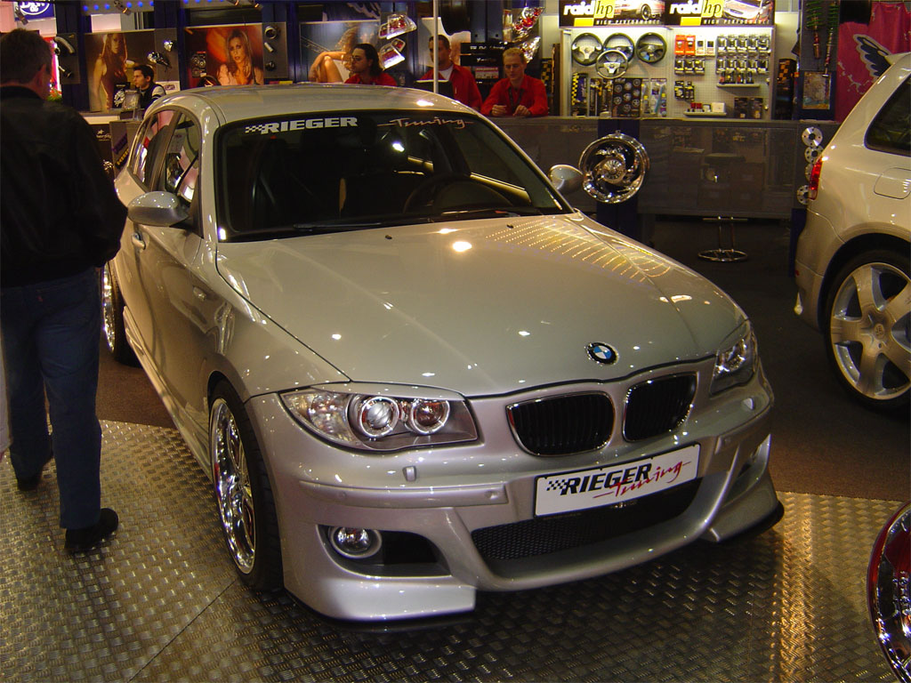 BMW 1 series E87 Tuning