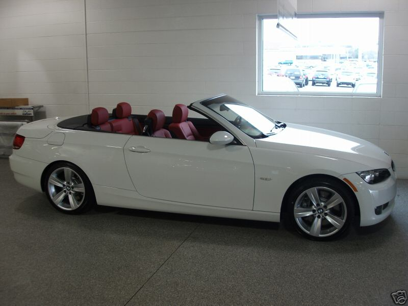 Best interior for aw for White bmw with red interior for sale