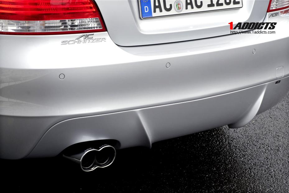 2007 Ac Schnitzer Acs1 Bmw 1 Series Coupe. AC Schnitzer ACS1 3.5i - BMW 1