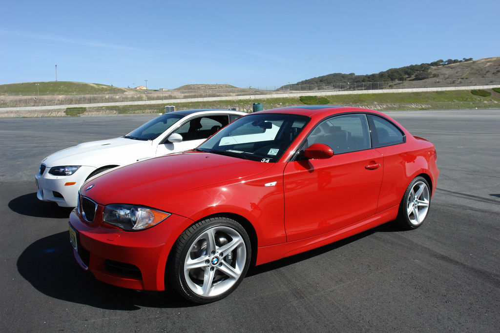 Official Crimson Red Coupes E82 Thread