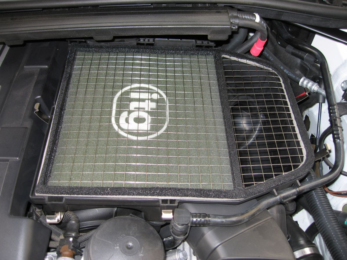 Bmw 135i itg tri foam high flow replacement air filters free shipping