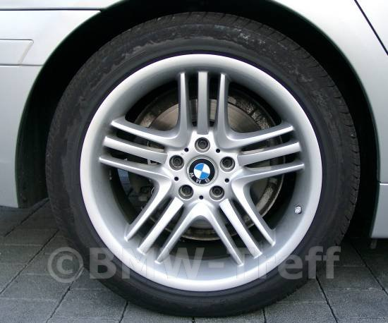 Will Style 89 Wheels Fit On A 135 Vert