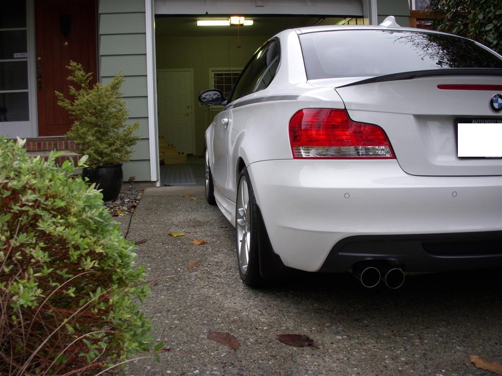 How To Install Bmw E46 Mud Flaps