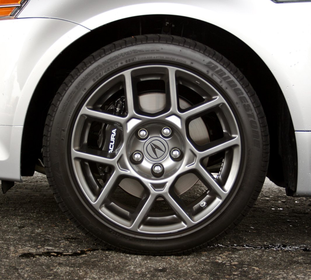 Acura TL Type S Wheel Will Fit?