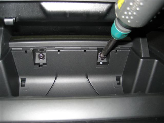 Diy Install The Dash Top Storage Bin