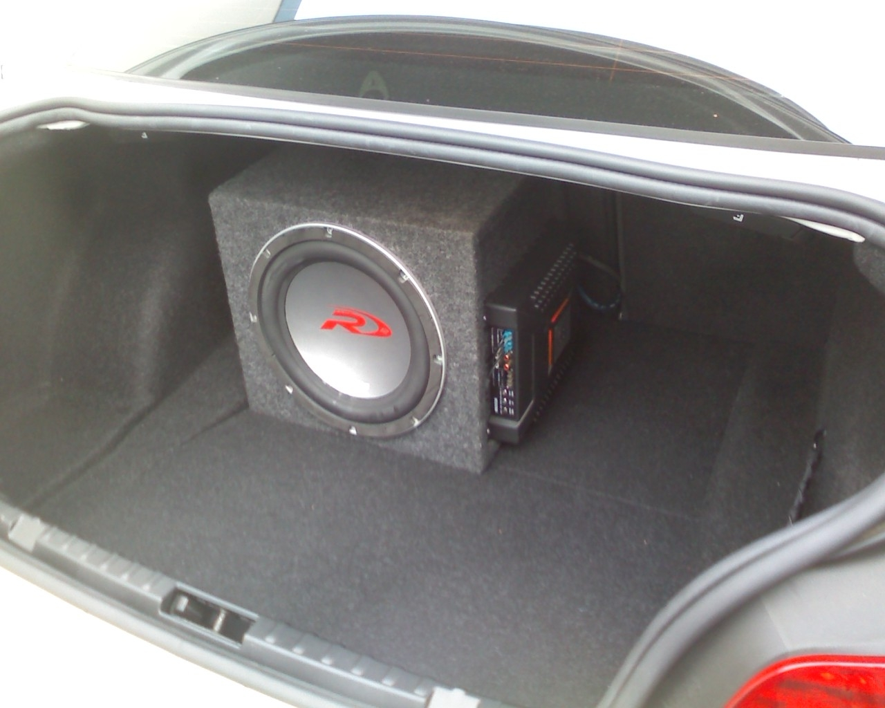 Fs  Alpine Type R 12 U0026quot  And Jbl Bp300 1 Mono Amp