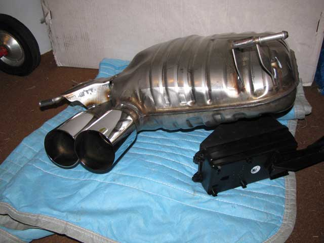BMW Performance Exhaust For I InstalledVideopics Here - Bmw 135i performance upgrades