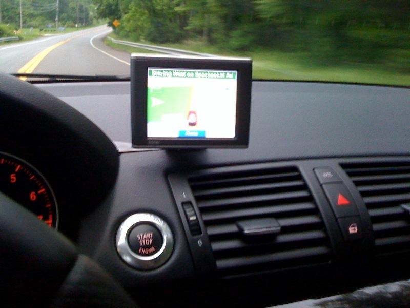 Bmw Portable Navigation System
