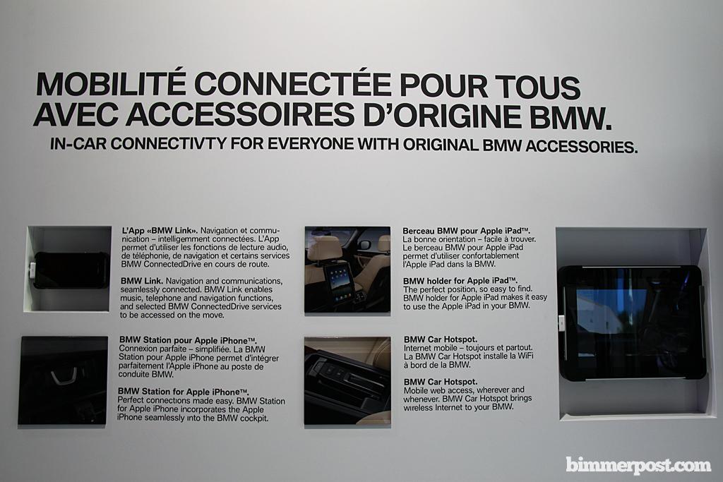 Bmw One Com Quot Bmw Station Quot Pour Iphone Sans Idrive De S 233 Rie