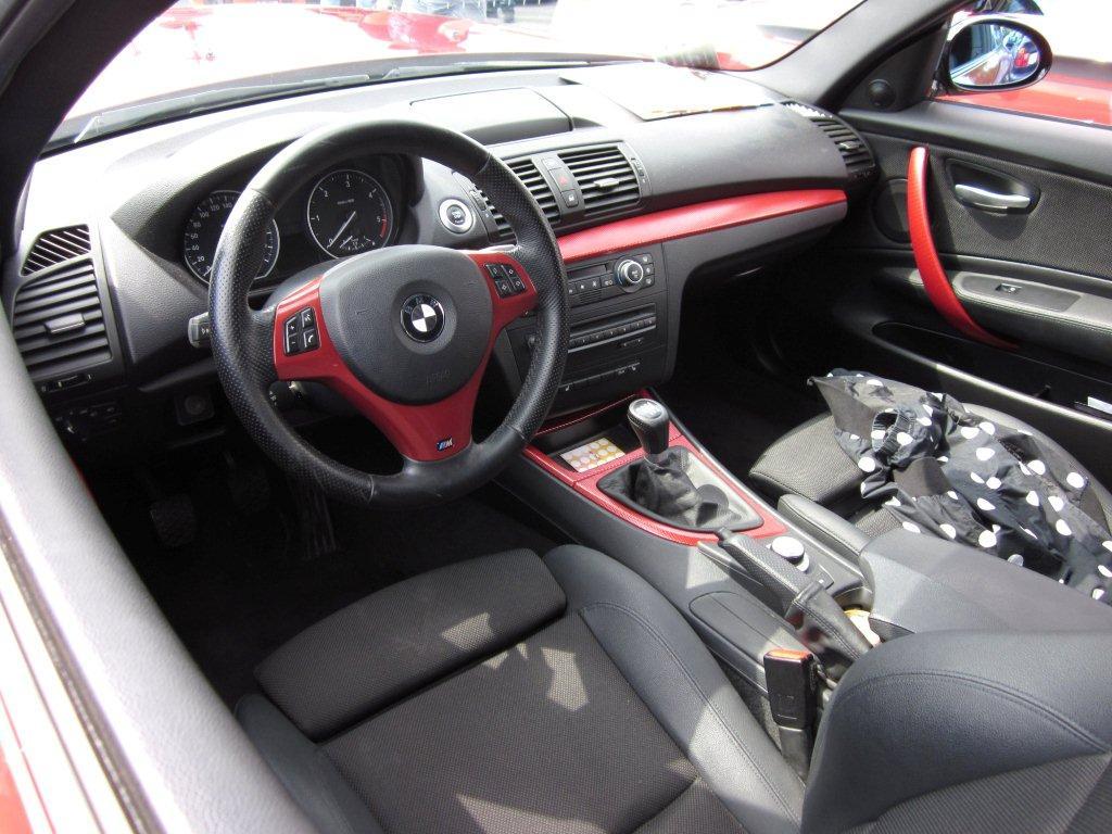 Leather Alcantara Interior Trim Upgrades