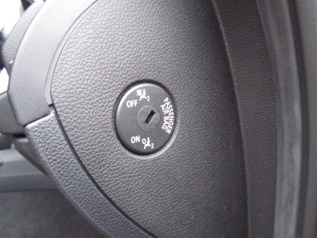 Isofix Passenger Seat Option 470 Official Retrofit Diy
