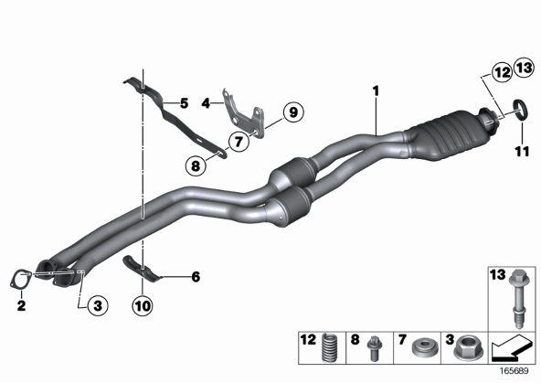Fl Oem E90 335i Exhaust Page 2