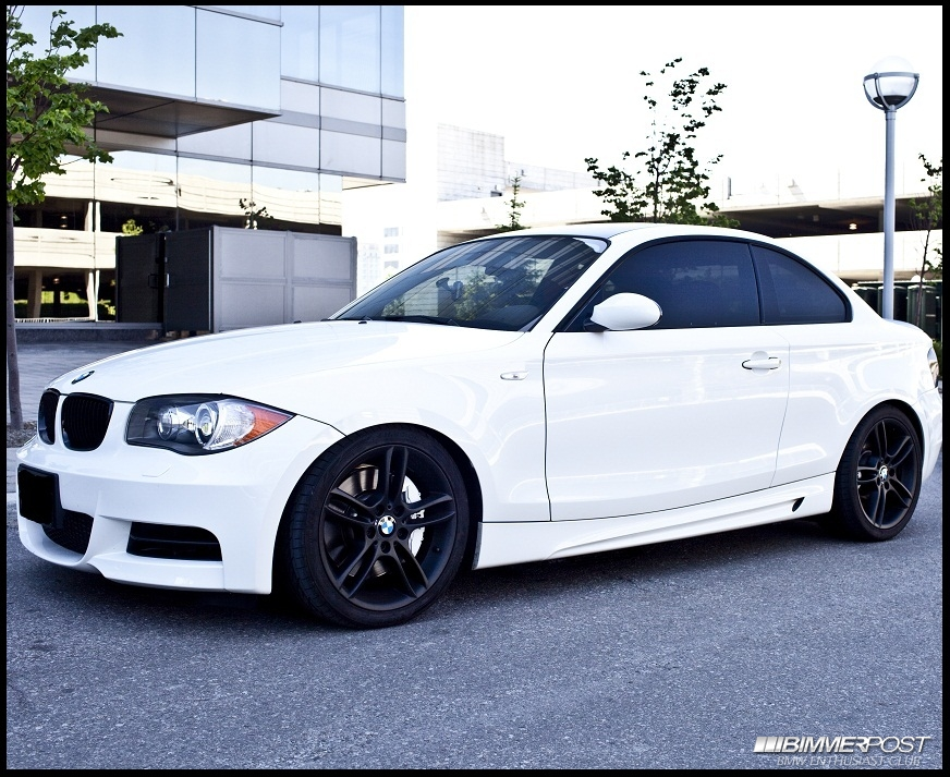 Picture Request White Calipers With Black Wheels