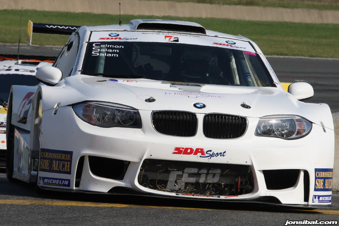Gc Automobile Bmw 1m Racercar With American V8 Heart