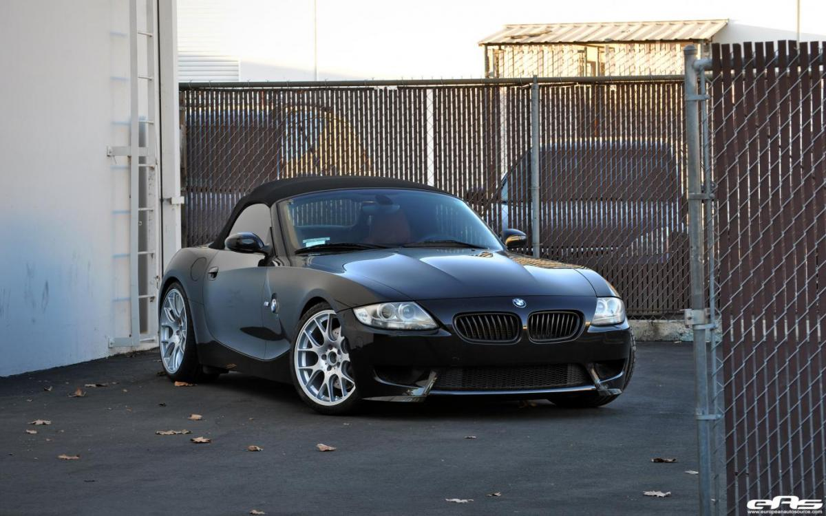 For Sale Immaculate 2006 Z4m Roadster Black Red 23k Miles