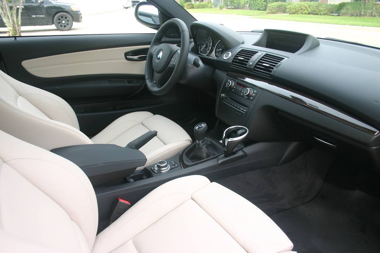 New 128i Oyster Leather Anthracite Trim Lots Of Pics