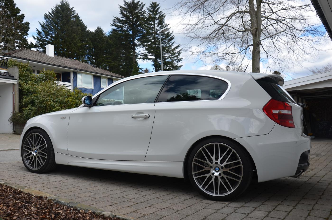 My Alpine White E81 M Sport 19 Quot Tsw