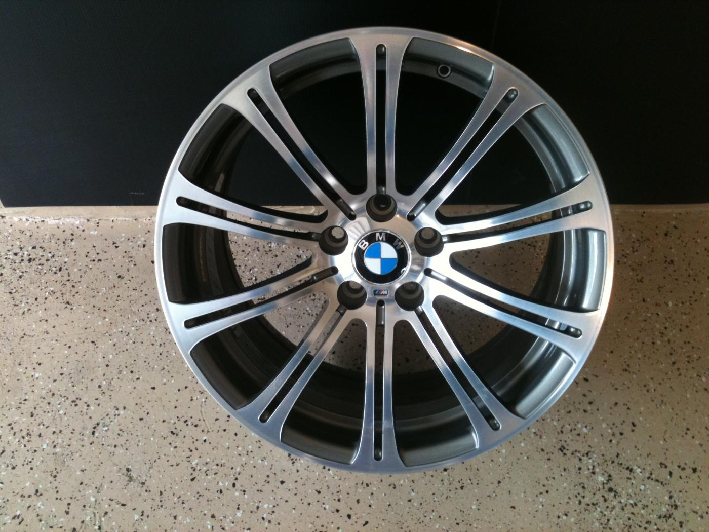 BMW M3 19 Stock Rims For Sale