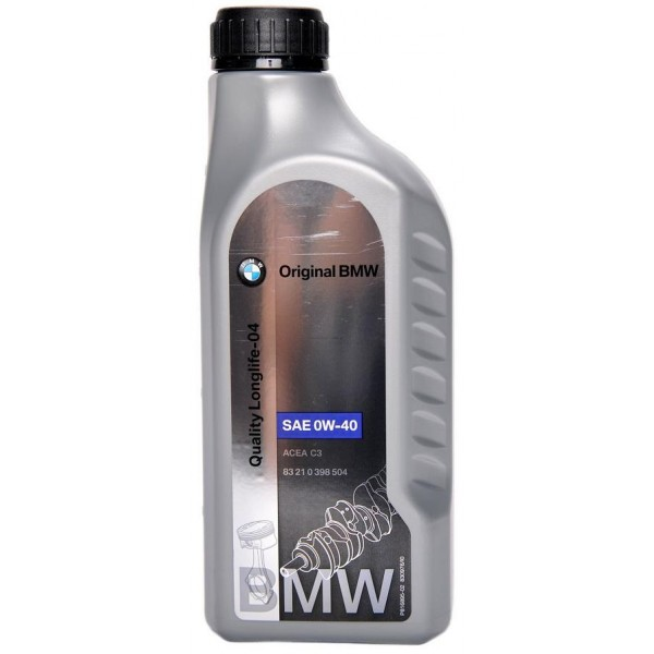 BMW High Performance SAE 5W-30 Synthetic Oil