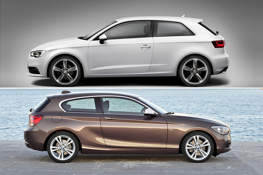 Bmw 1er F20 Vs Audi S New A3