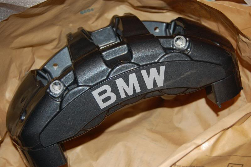 What Is The Diffrence Stock Bmw 6piston And Brembo 6piston