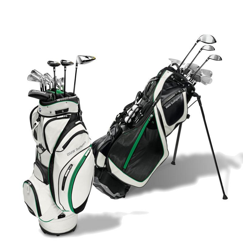 M Coupe Golf Bag - Acura golf clubs