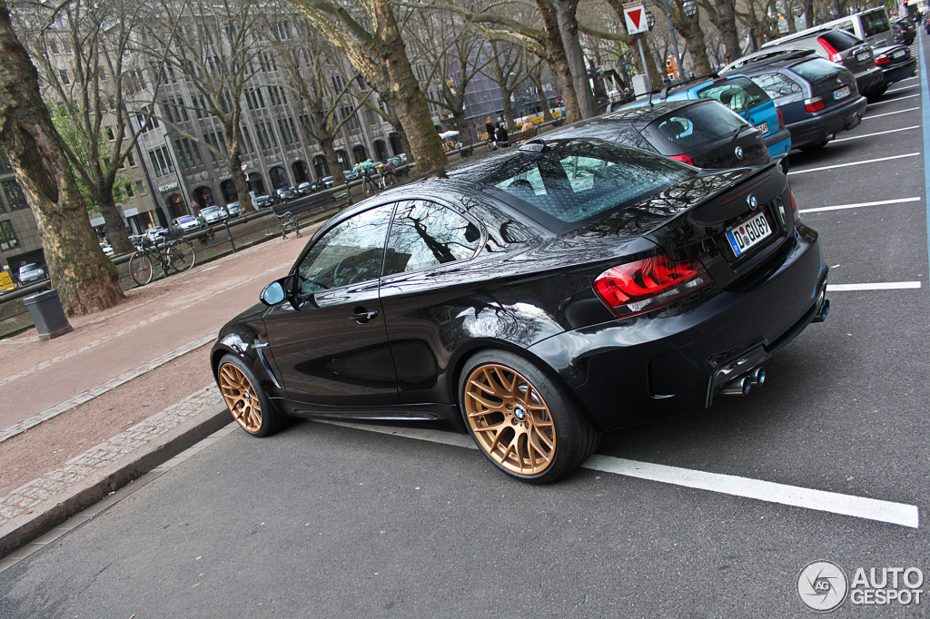 Bs 1m Spotted In Germany With Copper Painted Wheels