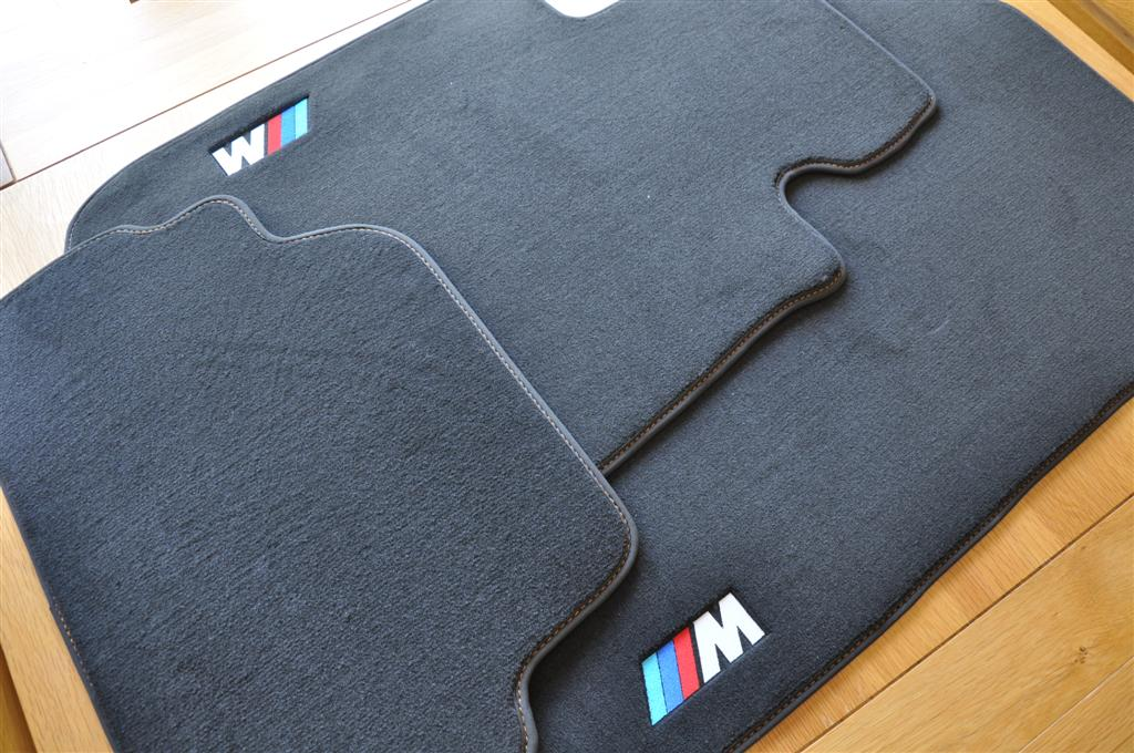 1m mats now available in left hand drive Tapis de sol bmw serie 1