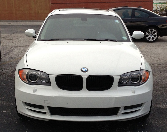 I Front Lip Options - 2012 bmw 128i coupe
