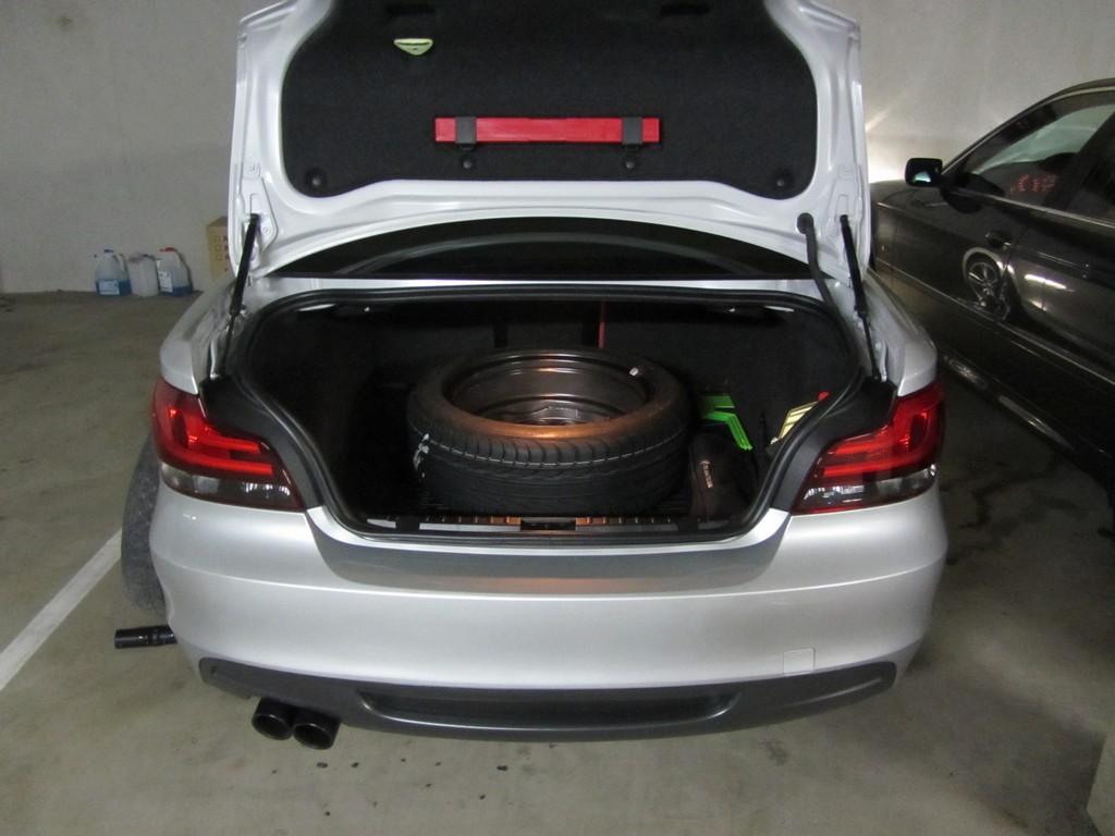 bmw 330i spare tire location toyota sienna spare tire