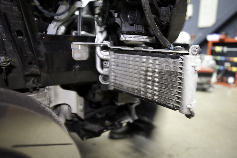 Advan Stage 2 Oil Cooler Kit Install And Review