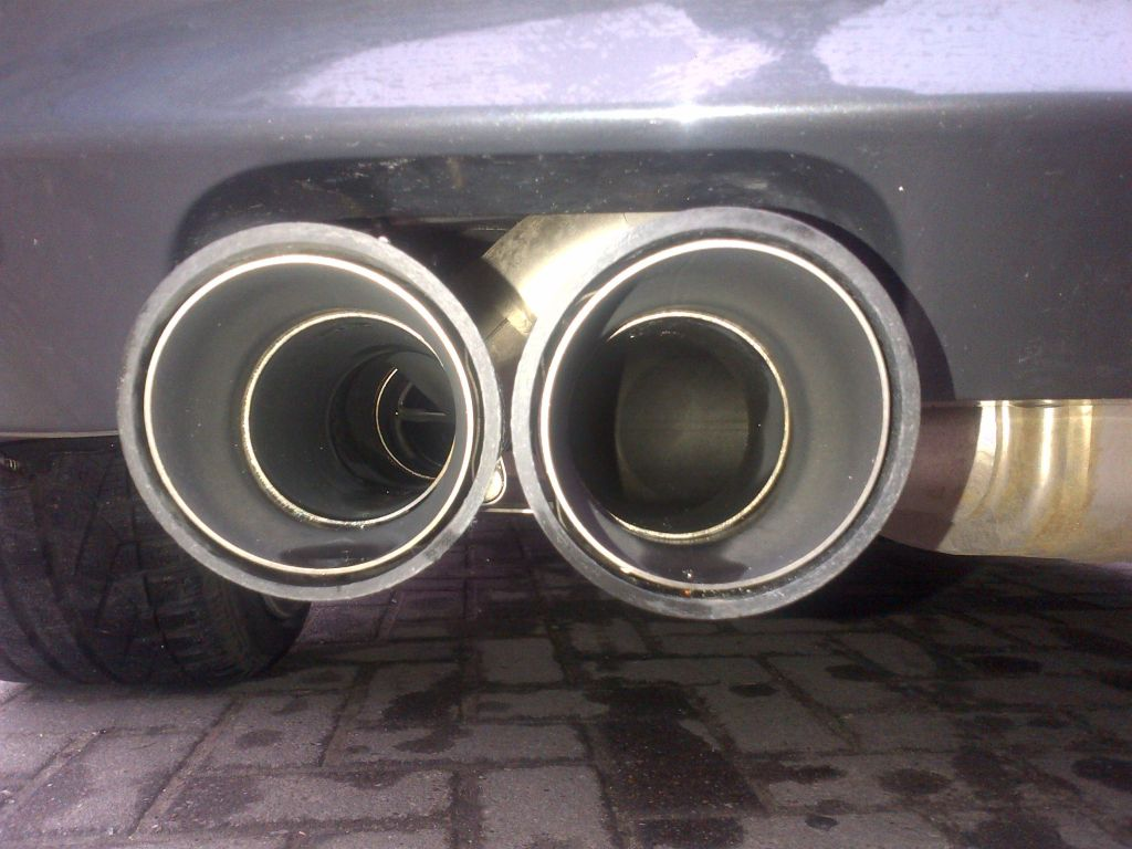 Butterfly Exhaust Pipe : Bmw series coupe forum convertible m