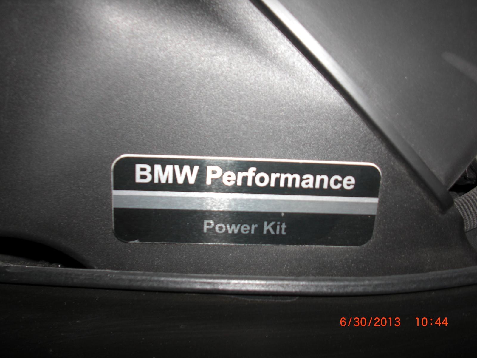 performance power kit evidence. Black Bedroom Furniture Sets. Home Design Ideas