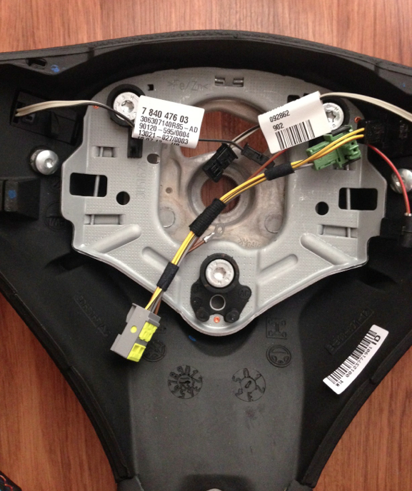 Bmw M3 Steering Wheel Dct Paddle Shifters Oem