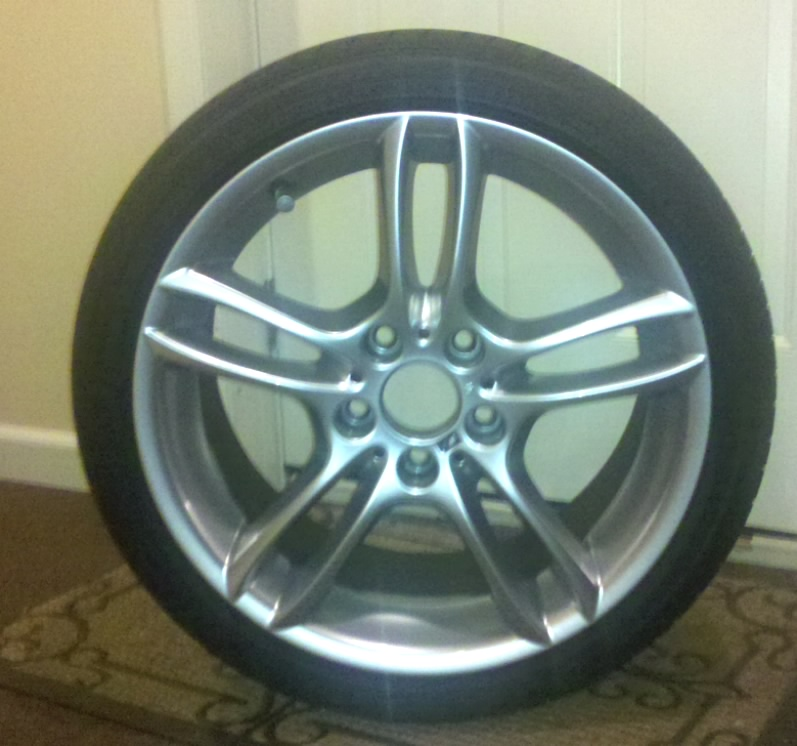 2011 Bmw 135i M Sport Wheels And Tires