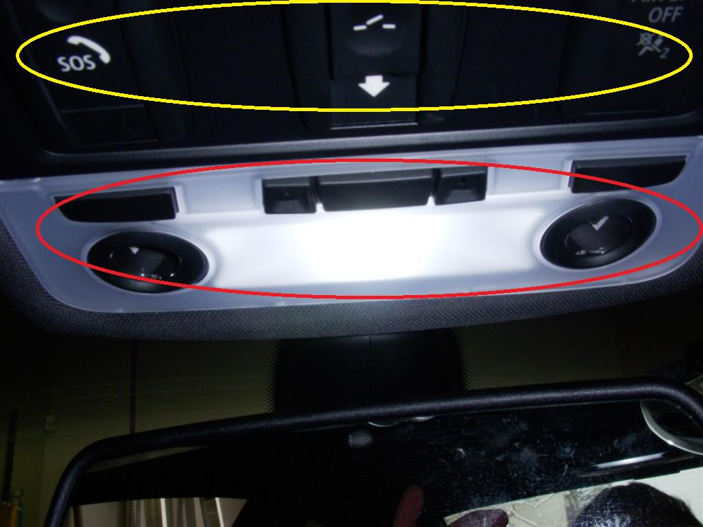 Interior Dome Light Cover Replacement Options
