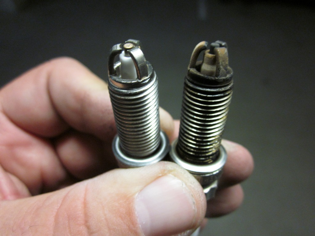 Name:  spark plugs mine N54.jpg