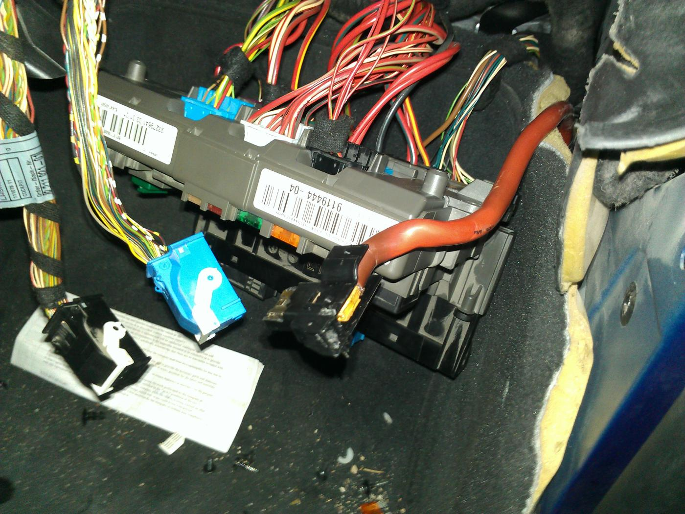 Bmw 330i Fuse Location BMW E46 Fuse Box Diagram Wiring