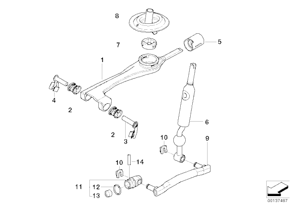 Name:  128i_stock_shifter_linkage.png Views: 460 Size:  7.3 KB